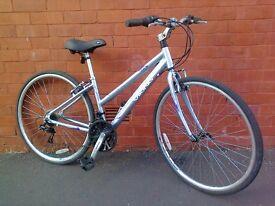 Viking - Hybrid Classic Road Bike - Aluminium frame , Gell seat !