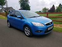 2008 FORD FOCUS STYLE 1.6 TDCI *ONE YEAR MOT*