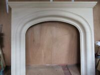 Sandstone Effect Fire Surround