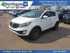 2012 Kia Sportage SX AWD, Navigation, Sunroof, Bluetooth