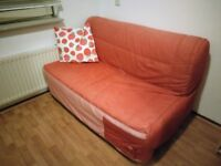 Ikea LYCKSELE Two-Seat Sofa-Bed Good Condition