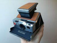 Polaroid SX-70 Land Camera - Working Condition