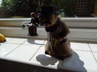 Night Watchman toby jug by Roy Kirkham