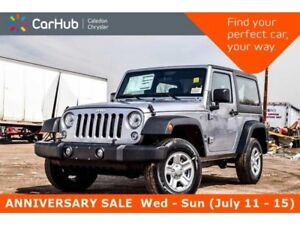 2018 Jeep Wrangler New Car Sport|4x4|Hard Top|Air Condition|Comp