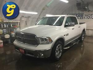 2013 Ram 1500 LARAMIE*CREW CAB*4WD*NAVIGATION*LEATHER*POWER HEAT