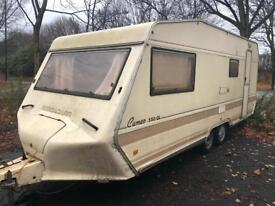 4 berth bessacarr cameo 550gl. Twin axel. I can deliver