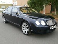 BENTLEY CONTINENTAL FLYING SPUR 6.0 W12 DEALER HISTORY ARNAGE S CLASS 7 SERIES XJ VOGUE RANGE ROVER