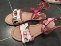 Beautiful Ted baker sandals size 2
