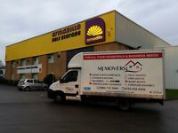 MJ MOVERS Ltd-QUALITY MOVES at AMAZING PRICES! Professional Man and Van Services House Move in Derby
