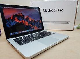 """Apple MacBook Pro 13"""" / Core i7 / 1 Terabyte HD / 8gb Ram / Office / Logic Pro X / Final Cut Pro"""