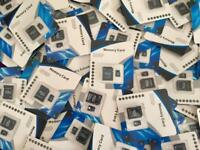 32GB micro SD class 10 cards - 100 pcs