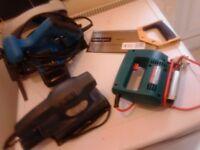 Bundle of power tools