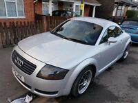 AUDI TT QUATTRO - LOOKS AMAZING- IMMACULATE- PX WELCOME
