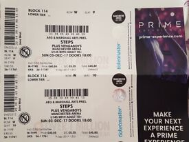 Steps concert tickets