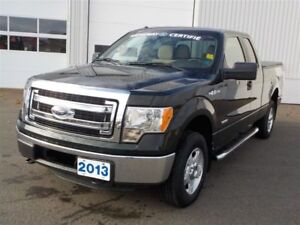 2013 Ford F-150 XLT-LOW LOW KMS VERY CLEAN