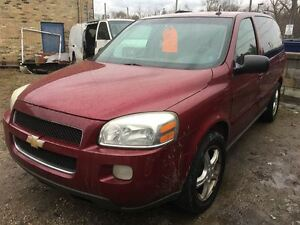 2005 Chevrolet Uplander CALL 519 485 6050 CERT AND E TESTED