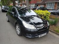 Citroen C4 1.6 HDi 16v VTR+ EGS 5dr Automatic £1,650