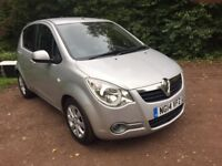 2014 VAUXHALL AGILA 12 SE AUTOMATIC 5 DOOR HATCH BACK ONLY DONE 8947 MILES LOVELY CAR