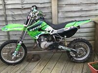 Kx65 Kawasaki good condition 2004 motorbike