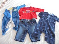 BUNDLE OF NEW BORN BABY CLOTHES