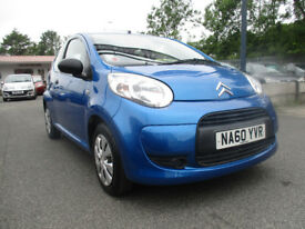 Citroen C1 1.0 i VT 3dr 2010 (60 reg) comes with 12 months mot low tax 20 pound a year