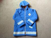 Boy Waterproof coat/jacket BNWT