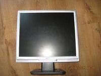 Several Computer monitors all V.G.Condition