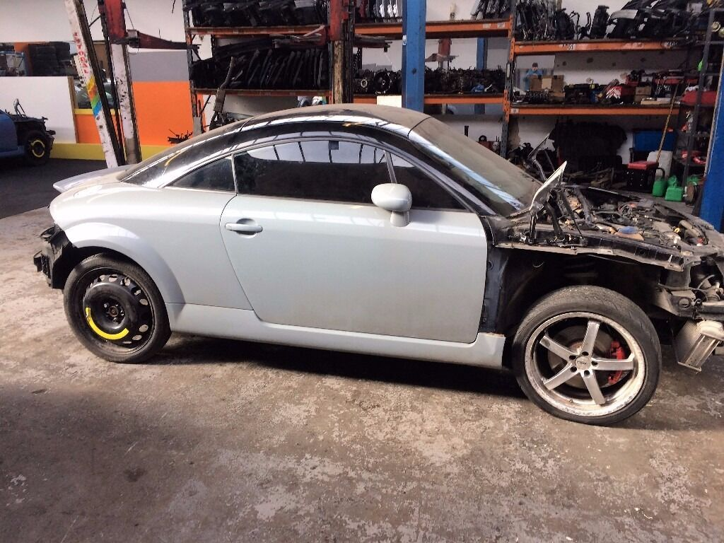 audi tt 225 bhp apx engine breaking all parts for sale in rishton lancashire gumtree. Black Bedroom Furniture Sets. Home Design Ideas