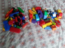 My First Duplo and Stickle Bricks