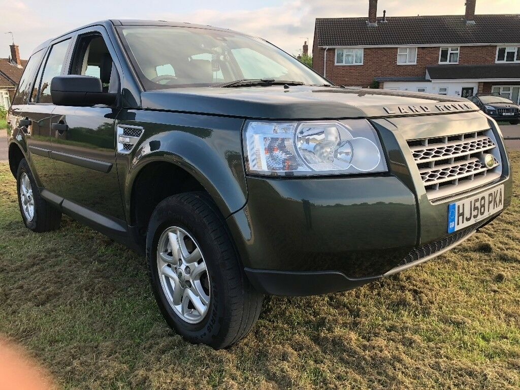 2008 LANDROVER FREELANDER 2 S TD4 DIESEL MANUAL