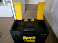Plumbing Toolbox kit with tools
