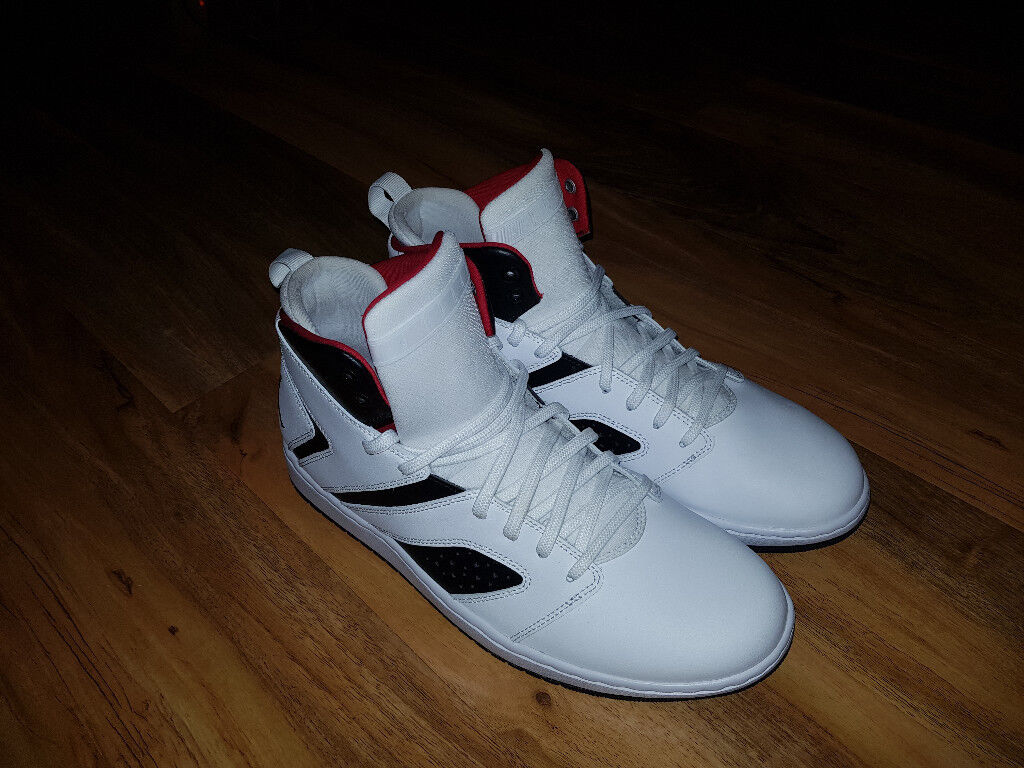7ab441b5a1d Nike Jordan Flight Legend - White (UK Size 11)