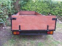 for sale quad trailer...
