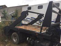 Skip lorry/skip truck/skiploader