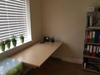 Office Room to sublet in Norwich with car parking