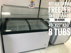 ICE CREAM FREEZERS AND ICE CREAM MACHINES