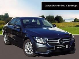 Mercedes-Benz C Class C220 D SE (grey) 2017-01-31