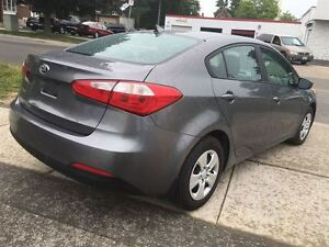 2014 Kia Forte LX/ WE FINANCE !/PRICED FOR A QUICK SALE!! Kitchener / Waterloo Kitchener Area image 9