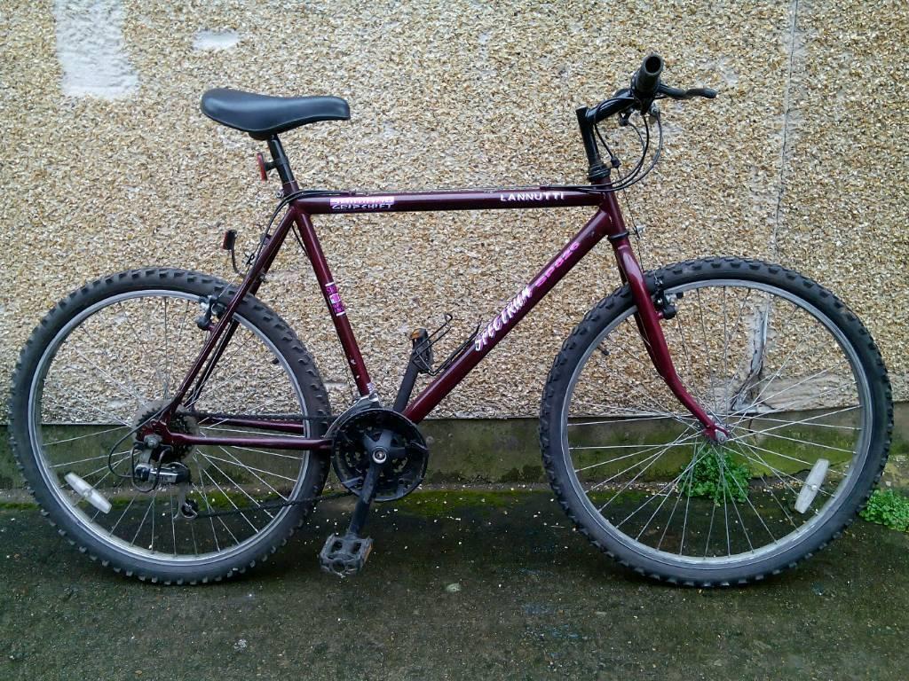 Spectrum Lannutti Bike 21 Quot Frame Mtb Gents Men S In