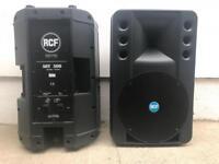 RCF / MACKIE - ART 300 PASSIVE 2 WAY SPEAKERS