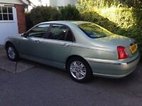 ROVER 75 SE AUTO 2.lt v6 very reliable BMW engine i think or honda