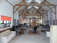 High Quality Office Space. Converted tithe barn, 1616-4611sqft