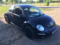 2006 VW BEETLE LOW MILES NEW MOT CAT C BARGAIN