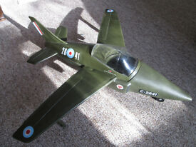 VINTAGE Action Man Fighter Jet Aeroplane