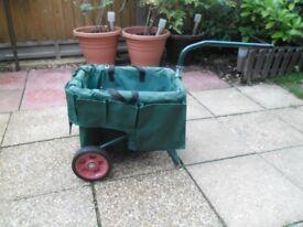 garden cart / trolley