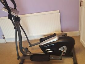 Body Sculpture BE6750 cross trainer black/silver