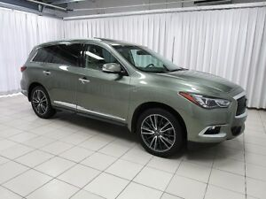 2016 Infiniti QX60 AWD 7 PASSENGER DELUXE TOURING & TECHNOLOGY P