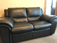 Leather sofas 2x2 seaters