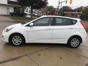 2014 Hyundai Accent GL/PRICED FOR AN IMMEDIATE SALE/ LOW, LOW KM Kitchener / Waterloo Kitchener Area image 5
