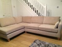 **REDUCED** Next L-Shape Couch/Sofa - Excellent Condition